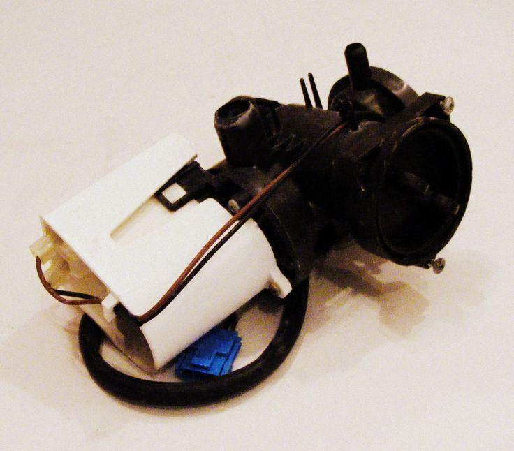 Drain Pump: Drain Pump On Lg Washer