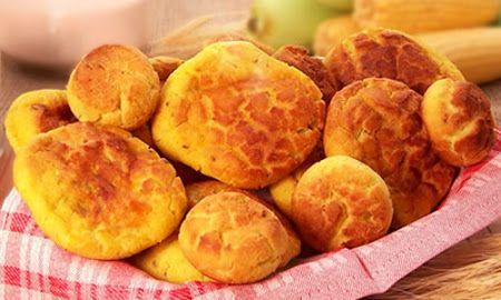 Receita de Broa de Milho , Delicioso e fácil de fazer! Aprenda a Receita! Saiba Mais: