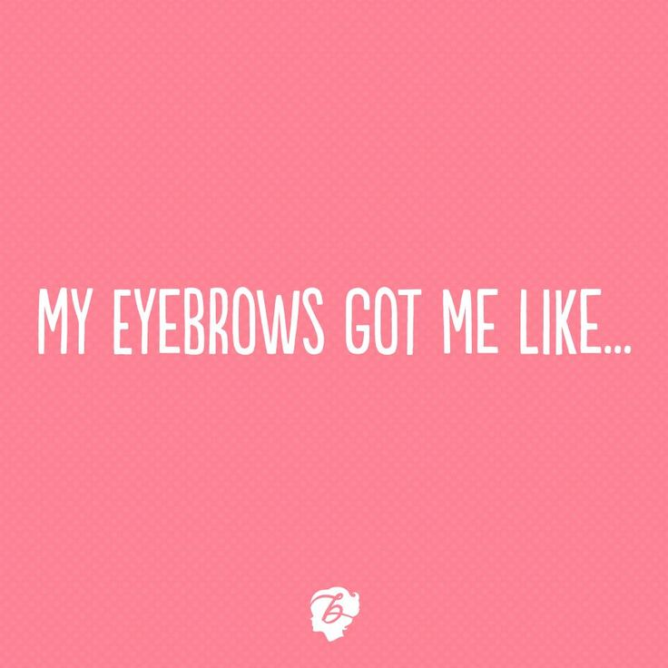 Brows on point or time to head to the BrowBar!?
