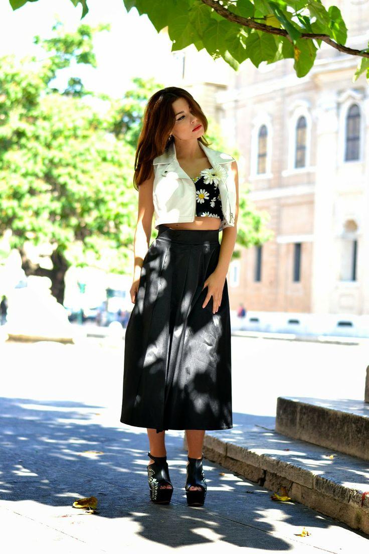 The Chic Attitude blog by Valentina Marzullo: my Rinascimento 50's total look