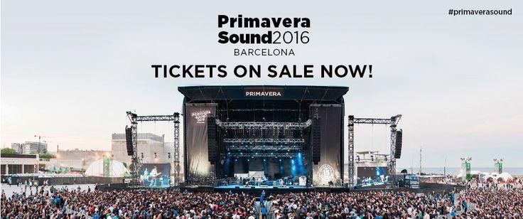 Primavera Sound Barcelona - Home