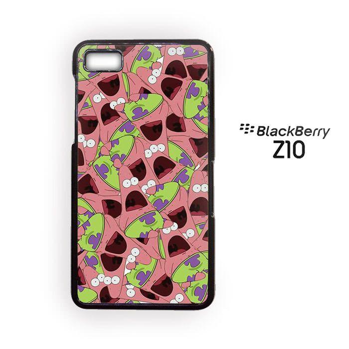 Patric Star art for Blackberry Z10/Blackberry Q10 Phonecases