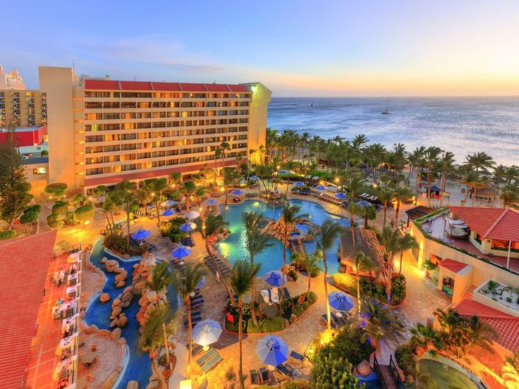 Vistas del hotel Occidental Grand Aruba Resort