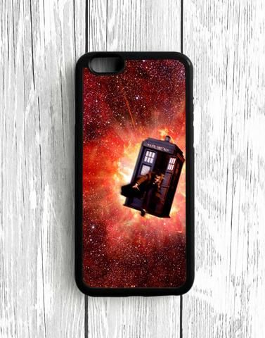 Outer Space Tradis Doctor Who iPhone 5C Case
