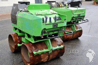 Bilder Rammax  1504 Grabenwalze gebraucht zu verkaufen. #Ammann #Rammax #Baumaschinen #roller #green #machinery #germany #rbauction #heavyequipment http://www.ito-germany.com/for-sale/baumaschinen