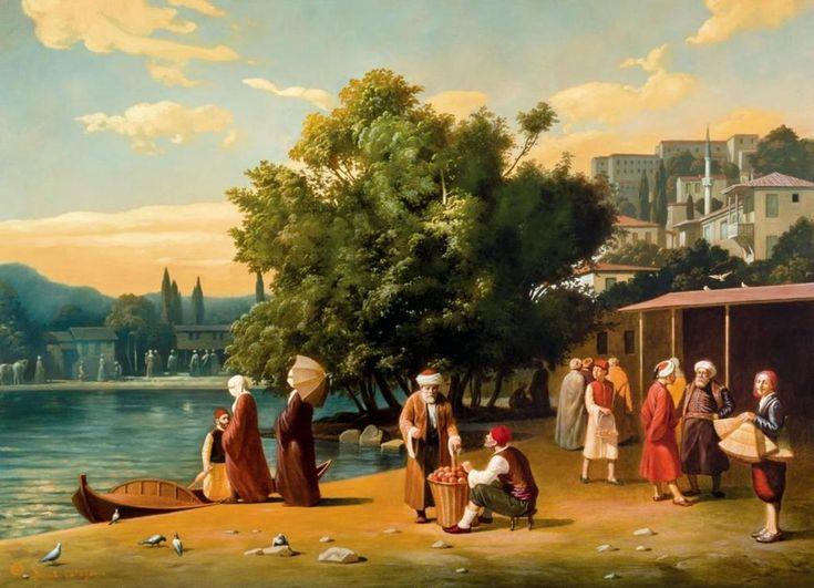 Ottoman Empire] Istanbul, 19th Century (Osmanlı İstanbulu, 19.Yüzyıl)