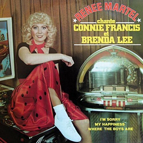 Renee Martel - Chante Connie Francis Et Brenda Lee