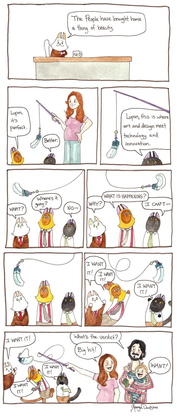 148 best images about Cats in Comics on Pinterest | Cats ...