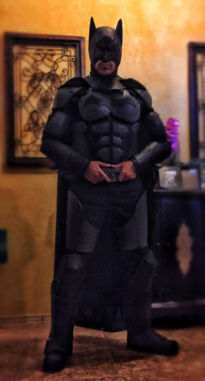 Batsuit: Arkham Origins V1   Batman Arkham Origins V1 ...