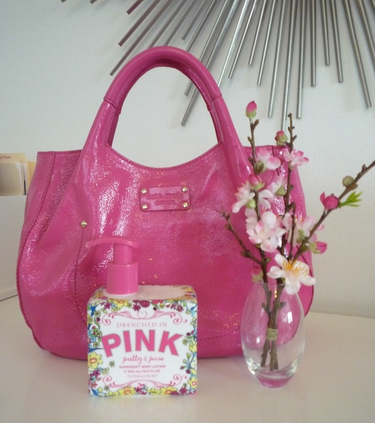 power of pink inspiration