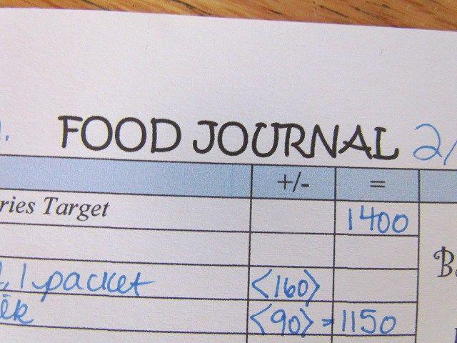 Food Journal Header Large