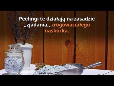 biznes  i zdrowie: PEELINGI