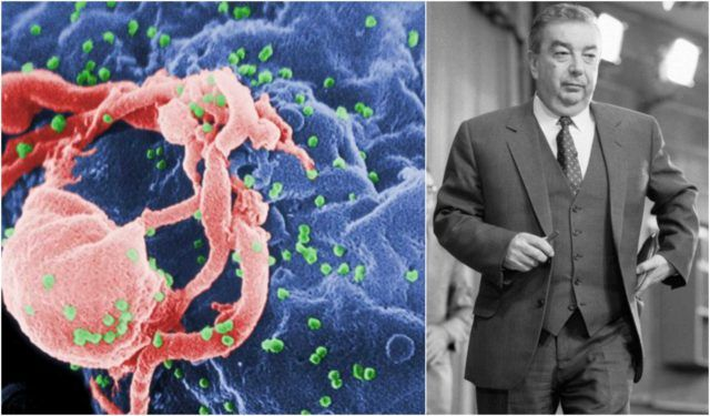Operation INFEKTION- the KGB propaganda about the HIV/AIDS virus being biological weapon created by the U.S.