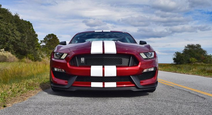 2017 SHELBY GT350 - Road Race Review w/ 5 HD Videos