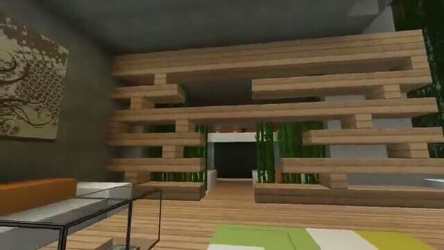 World of Keralis modern mansion - interior
