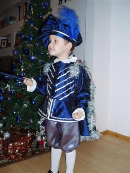 Детский костюм волшебника купить