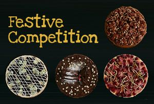 WIN four festive cheesecakes to share with friends and family over the holiday season. The delicious After Dinner Mint, Cool Cranberry & Lime, Festive Chocolate Log Truffle & Pecan Pie. To enter: Follow us, comment on this contest pin telling us which flavour you like the best then Repin to your own board. We've got 3 sets of cake to give away on Facebook, Pinterest & Instagram. The competition closes on November 29th and full terms & conditions are on our Facebook page…