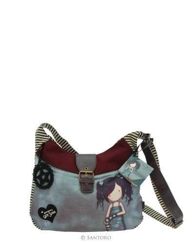 Gorjuss Woollen Slouchy Bag