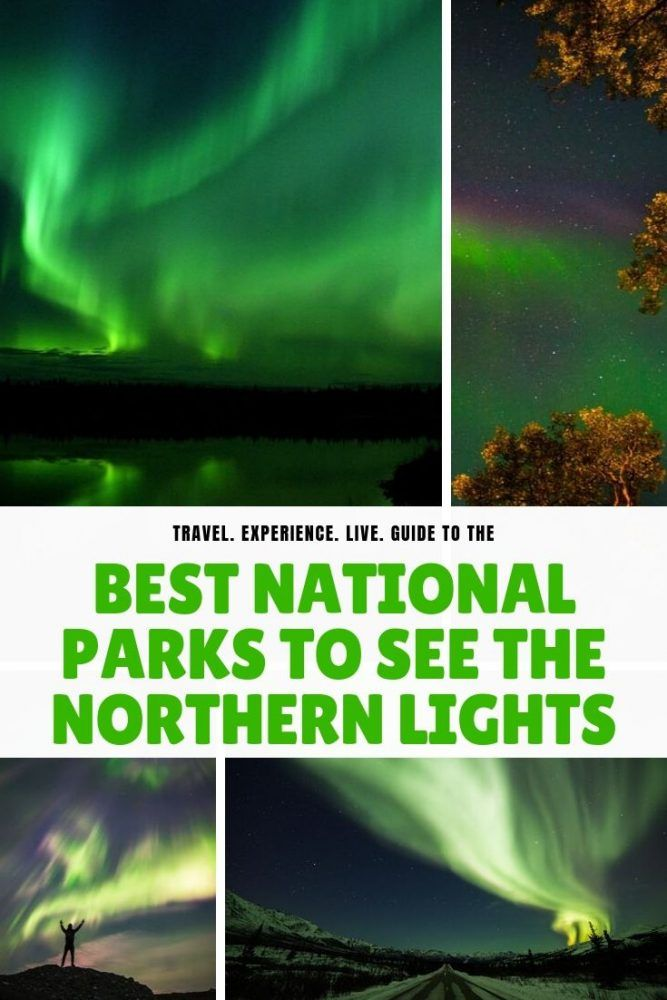 Where to See Northern Lights in the US – Top 5 National Parks for Aurora