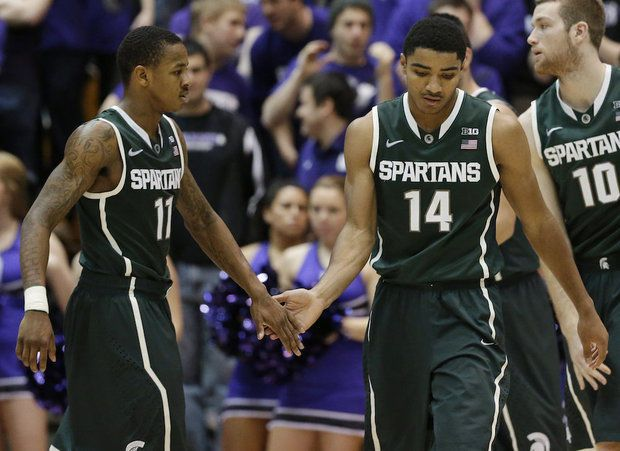 Michigan State Basketball Gameday: Can the Spartans stay strong on road versus a desperate Illinois? | MLive.com