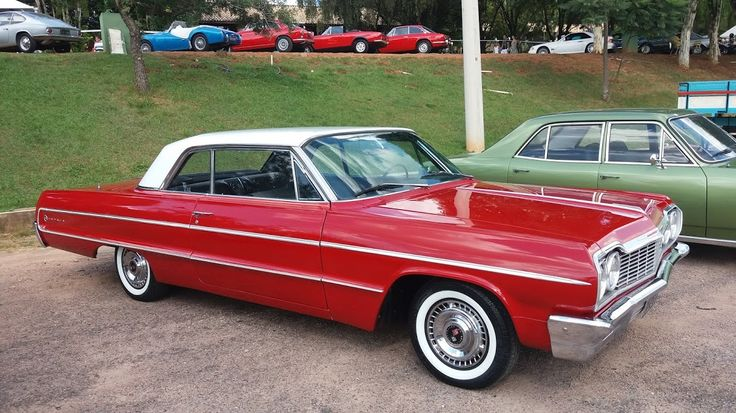 Chevrolet Impala Coupe 1964