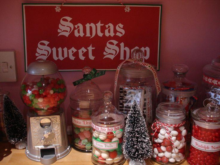 Santa's Sweet Shop
