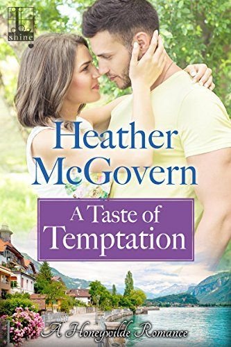 He wonders if a momentary lapse might be the beginning of something extraordinary. A Taste of Temptation by Heather McGovern Honeywilde Romance Book Three Genre: Contemporary Romance Content/Theme(s): Chef, Foodie, Small Town, Humor, Romantic Comedy Release Date: April 25, 2017