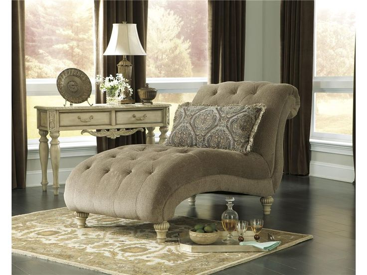 Signature Design Living Room Chaise 1620215