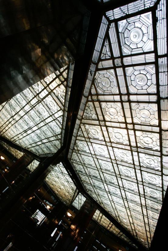 Interior of Looshaus, Vienna, Adolf Loos