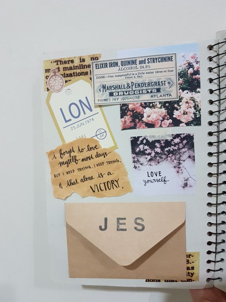 Art journal ♡ Jessica Wijaya