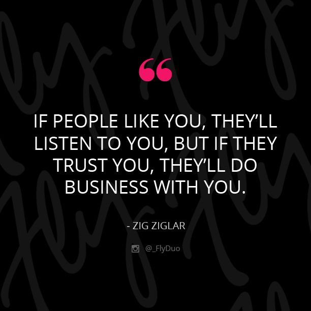 Trust In Business Quotes: 258 Best Images About BUSINESS Quotes On Pinterest