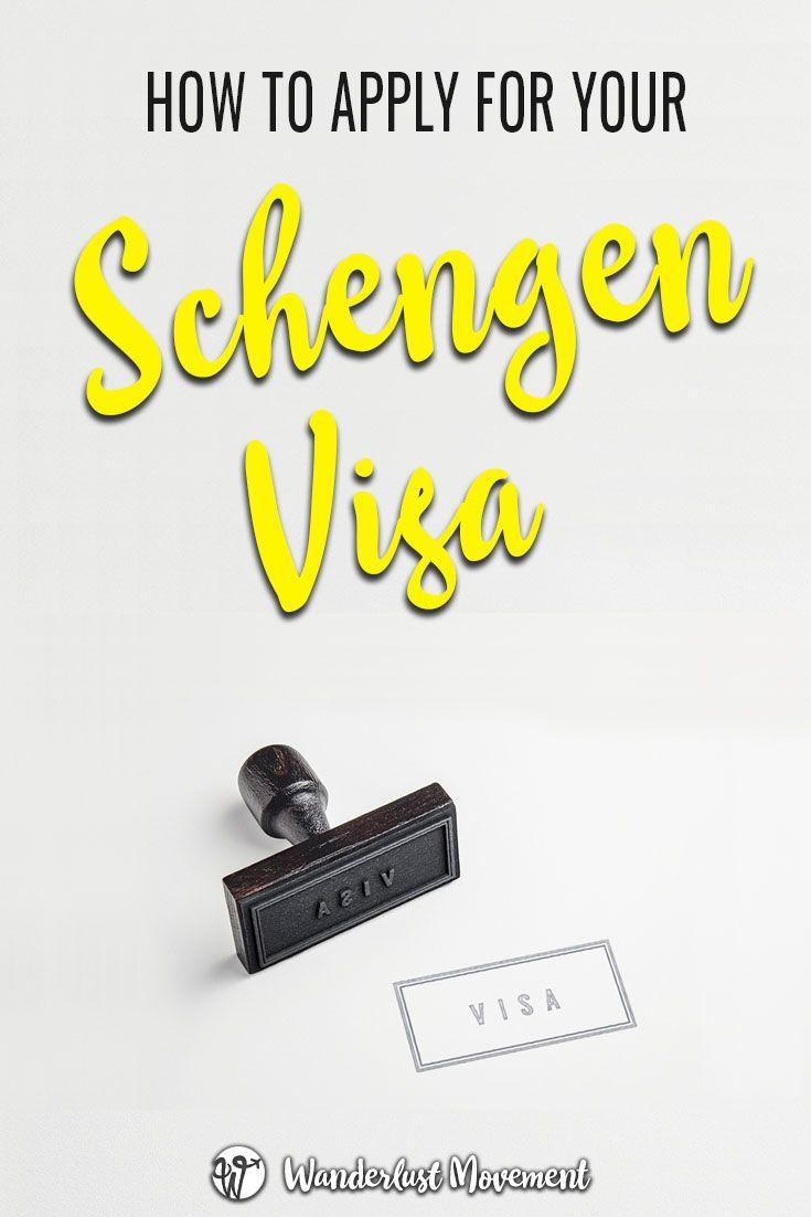 How to Apply for Your Schengen Visa as a South African | Wanderlust Movement | #visas #schengenvisa #traveltips #traveladvice via @wanderlustmvmnt