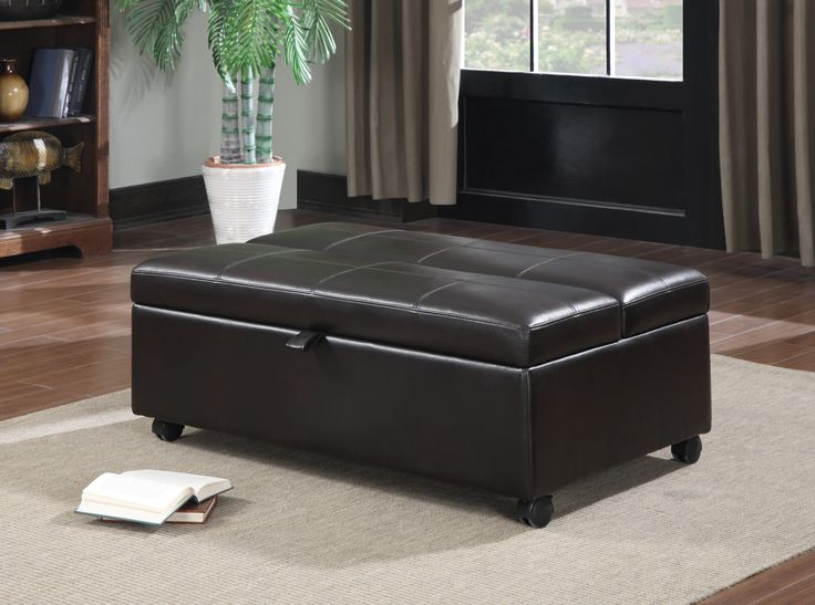 Ottoman with twin sleeper Costco   Ottoman bed, Couch with ...