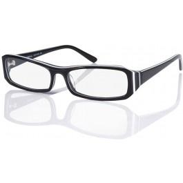Herren und Damen Vollrandbrille Girona: Aus Kunststoff