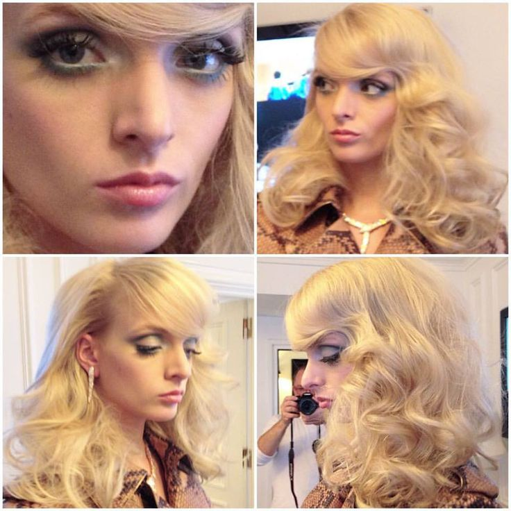 Makeup & Hair by Elisa Rampi
