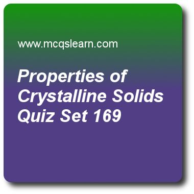 Ms de 25 ideas increbles sobre table quiz questions en pinterest properties of crystalline solids quizzes chemistry quiz 169 questions and answers practice chemistry quizzes based questions and answers to study urtaz Image collections