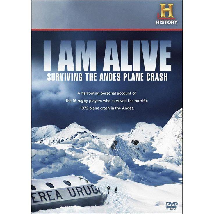 I Am Alive: Surviving the Andes Plane Crash (dvd_video)