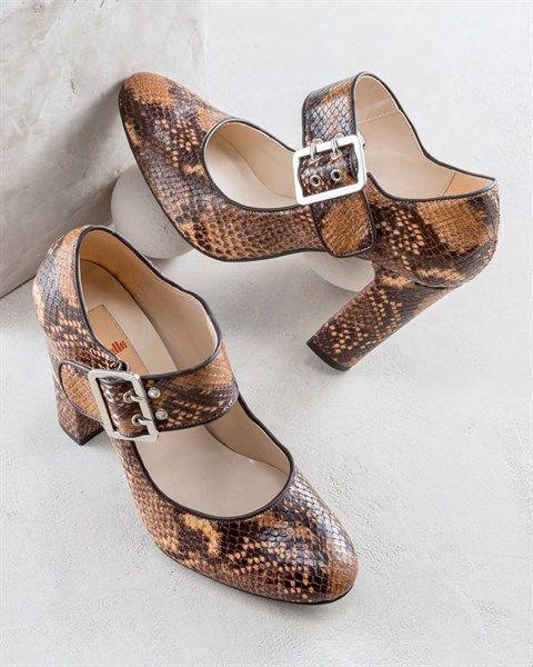 Bayan Ayakkabi Modelleri Her Stile Uygun Elle Shoes Bayan Ayakkabi Ayakkabilar Topuklular