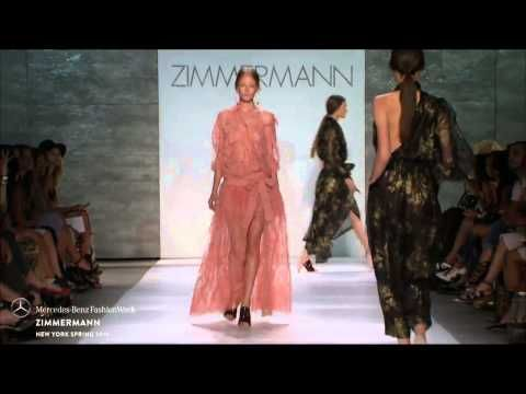 Herve Leger | Spring Summer 2015 Full Fashion Show | Exclusive - YouTube