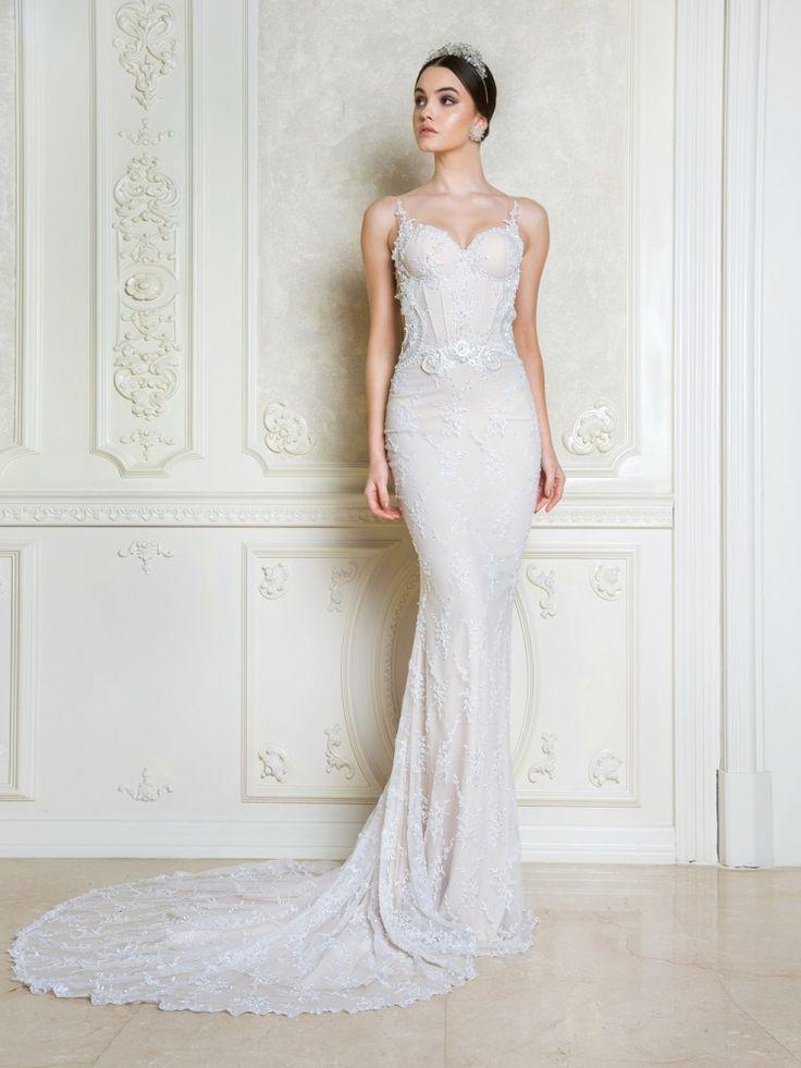 Vera Wedding Gown – Musat Bridal – Rochie de mireasa Vera