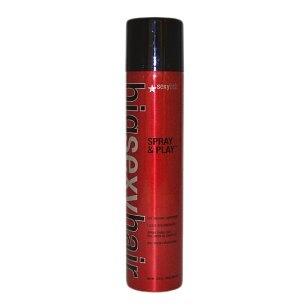 Sexy Hair Concepts - Big Sexy Hair Spray and Play, (volumizing, hair powder, hair styling product, volume, hair spray, dry shampoo, hair texturizer, hair sprays, big sexy hair, fine hair)