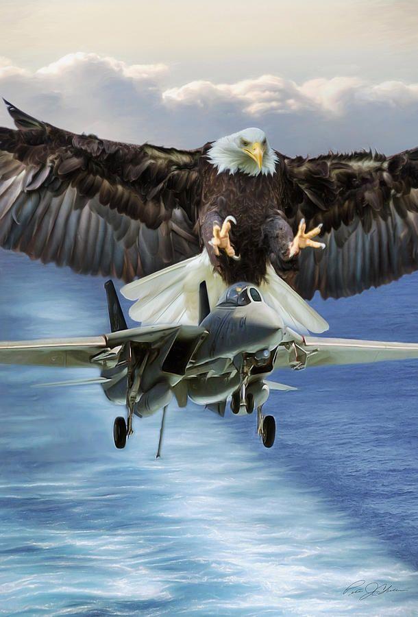Авиации цифровое искусство - глиссаде свободы Петром Chilelli