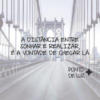 Sonhar não custa nada!