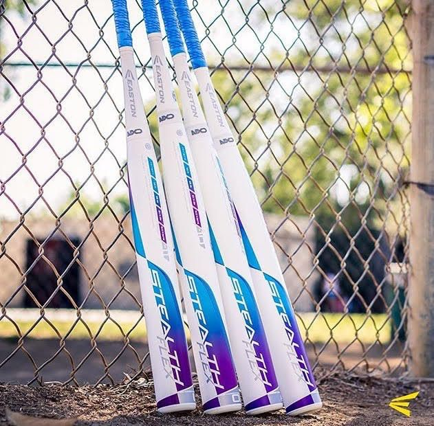 Yes, please! The Easton Stealth Flex fastpitch softball bat is one of the hottest bats from the 2017 season! Check it out today at JustBats. Our shipping is always free and we're with you from click to hit!