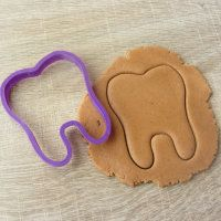 """Cookie cutter """"First tooth"""" 11 cm"""