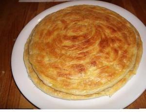 Feteer, Egyptian sweet bread