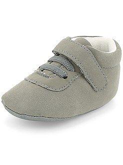60e5c0be1db Niño 0-36 meses - Zapatos bajos con velcro - Kiabi