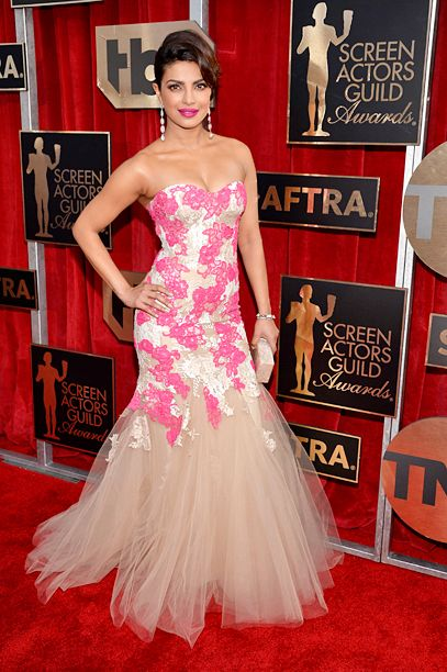 Priyanka Chopra - SAG Awards 2016: Quantico - FBI Agent Alex