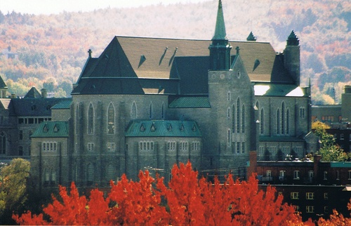 Cathedrale Saint-Michel, Sherbrooke, Quebec