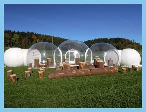bubble house and resorts